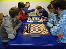 Schach wird bei uns natürlich auch gespielt. ;-)